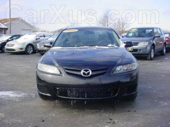 2008 Mazda 6 Mazda