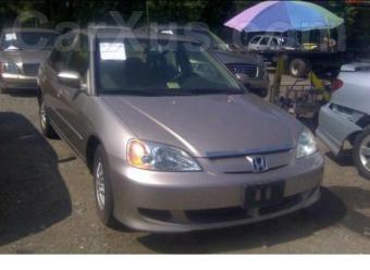 2003 honda civic hybrid car for sale 980 000 ngn on carxus automotive news nigeria. Black Bedroom Furniture Sets. Home Design Ideas