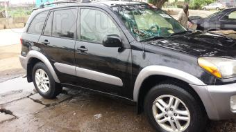 2004 toyota rav 4 car for sale 1 650 000 ngn on carxus automotive news nigeria ghana. Black Bedroom Furniture Sets. Home Design Ideas