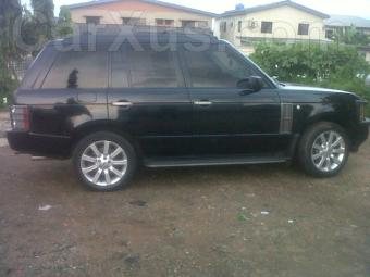 used 2006 land rover range rover car for sale on carxus. Black Bedroom Furniture Sets. Home Design Ideas