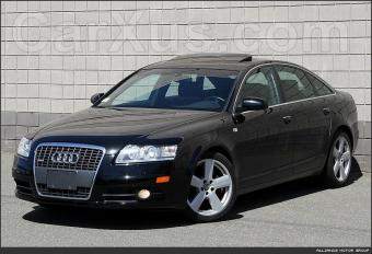 used 2008 audi a6 3 2 with tiptronic car for sale 15 900 usd on carxus automotive news. Black Bedroom Furniture Sets. Home Design Ideas