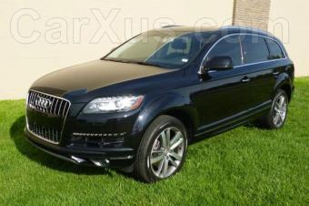 2011 audi q7 tdi quattro premium used car for sale 35 300 usd on carxus automotive news. Black Bedroom Furniture Sets. Home Design Ideas