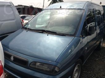 2000 FIAT SCUDO