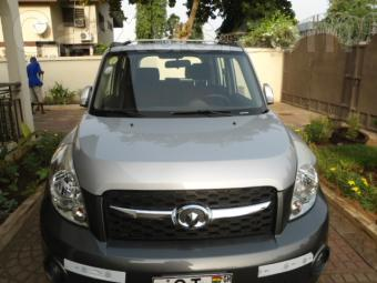 2011 GREAT WALL HAVAL M2