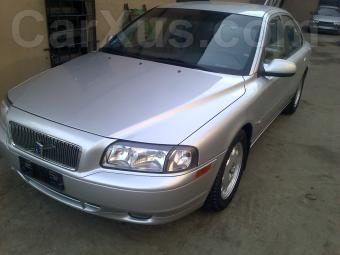 Used 2001 Volvo S80 Car For Sale 1 200 000 Ngn On Carxus