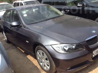 2007 BMW 318