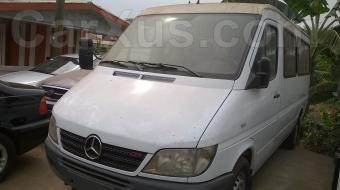 Used 2003 mercedes benz sprinter car for sale 60 000 ghs for Mercedes benz sprinter for sale in ghana