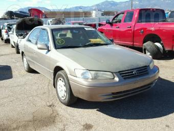 1999 Toyota Camry Le X