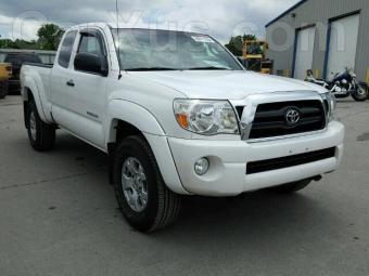 2007 Toyota Tacoma Pre