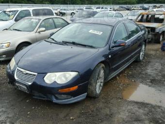 2002 Chrysler 300M Speci