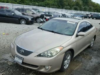 2004 Toyota Camry Sola
