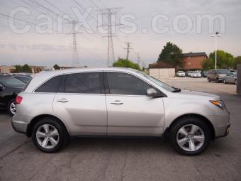 used 2011 acura mdx 6 spd at w tech package car for sale. Black Bedroom Furniture Sets. Home Design Ideas
