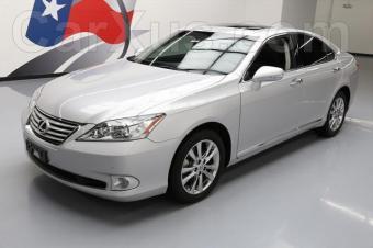 used 2011 lexus es 350 base car for sale 17 380 usd automotive news nigeria ghana. Black Bedroom Furniture Sets. Home Design Ideas