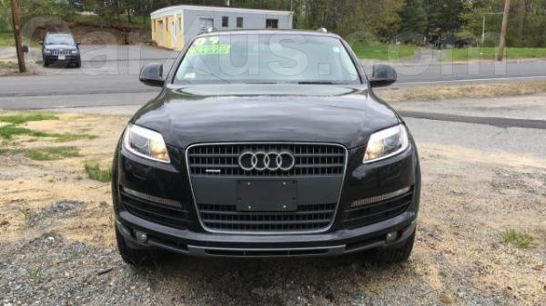 used 2009 audi q7 prestig car for sale 50 300 usd on carxus automotive news nigeria. Black Bedroom Furniture Sets. Home Design Ideas