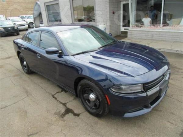 Used 2015 Dodge Charger Police Car For 16 795 Usd Sale On Carxus
