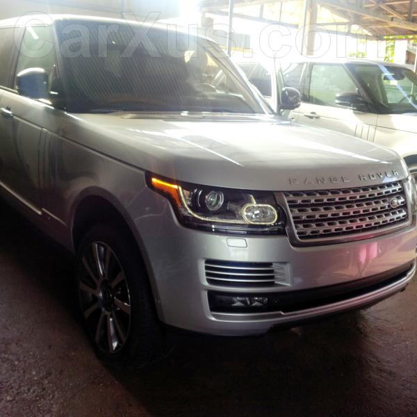 Used 2014 LAND ROVER RANGE ROVER VOGUE Car For Sale On