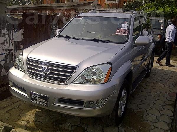 used 2006 lexus gx 470 car for sale on carxus automotive news nigeria ghana used cars. Black Bedroom Furniture Sets. Home Design Ideas