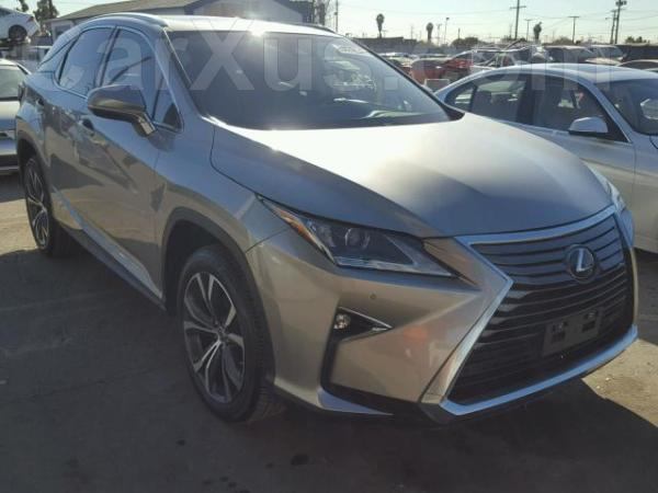 Used 2017 Lexus Rx350 Car For Sale @ 25,300 USD On CarXus ...