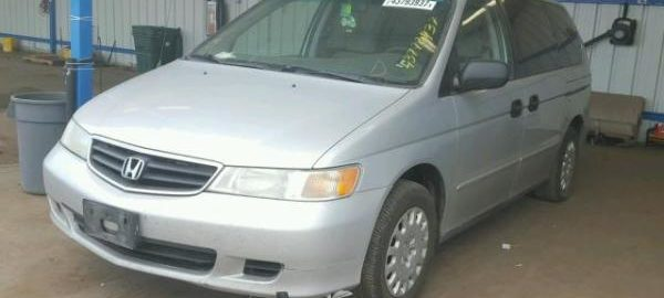 Used 2004 Honda Odyssey Car For Sale @ 600 USD On CarXus