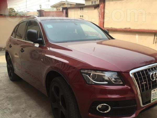 used 2010 audi q5 car for sale on carxus automotive news nigeria ghana used cars for. Black Bedroom Furniture Sets. Home Design Ideas