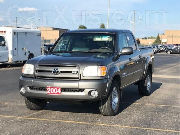 used 2004 toyota tundra double cab limited car for sale. Black Bedroom Furniture Sets. Home Design Ideas
