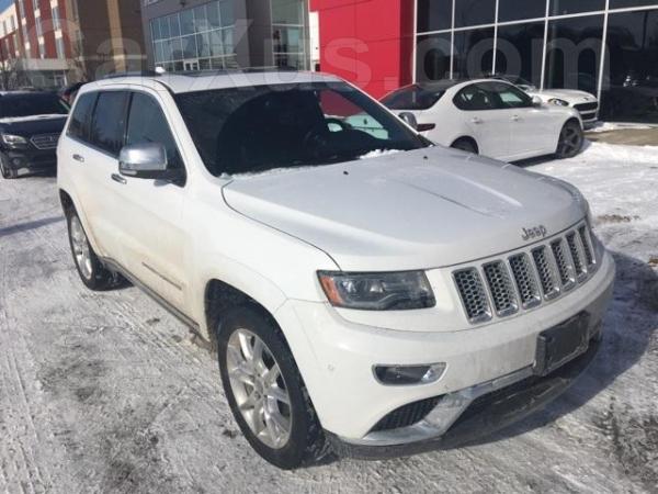 used 2014 jeep grand cherokee summit car for sale 24 000 usd on carxus automotive news. Black Bedroom Furniture Sets. Home Design Ideas